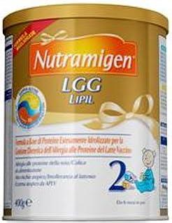 Leche Hipoalergénica para niños de polvo Nutramigen 2 LGG 400 g