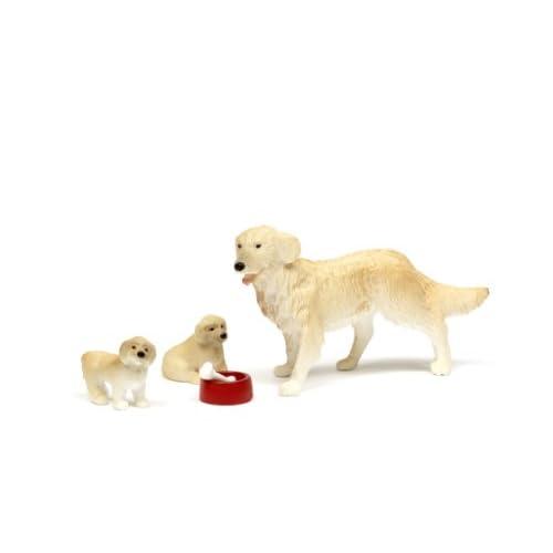 ASA Toys Lundby - L608039 - Maison de Poupée - Chien Smaland