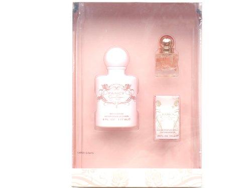 Fancy By Jessica Simpson 2-pc Gift Set EDP Travel Spray .25 Oz & Body Lotion 6 Oz