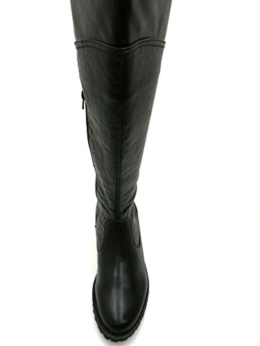 Queen Boots - Women's Boots 1952400 Black 5BOzwmPoz