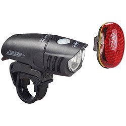 (NiteRider Mako 100 TL5.0 SL Headlight and Taillight Combo)