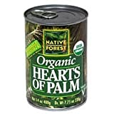 Native Forest Organic Hearts of Palm ( 12x14 OZ)