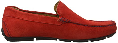 Steptronics Uomo Mocassini Rosso 042 Dustin Red wrOT0xrY