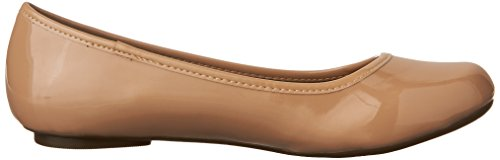Dr. Scholl's Women's Friendly Ballet Flat Friendly, Sand,6 W US