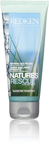 Redken Nature's Rescue Refining Sea Polish for Unisex Polish, 3.4 Ounce ()