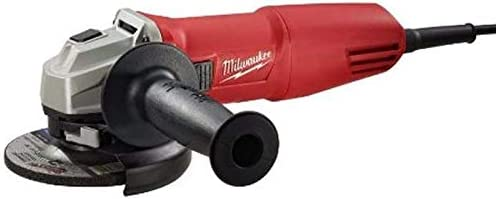 "Milwaukee 7 Amp 4-1/2"" Small Angle Grinder"