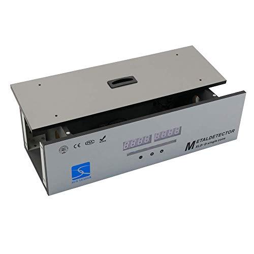 PrimeMatik - Arco de seguridad detector de metales de una zona: Amazon.es: Electrónica