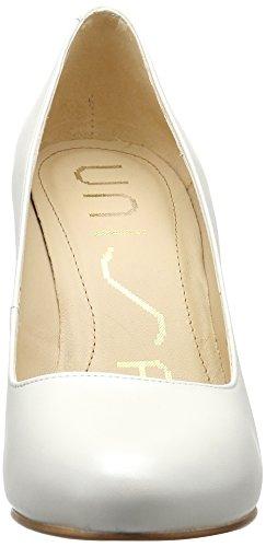17 Donna n Unisa Bone Scarpe Patric Bianco Tacco con YqxB5n