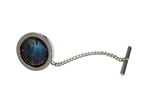 Nebula Cloud Tie Tack by Kiola Designs