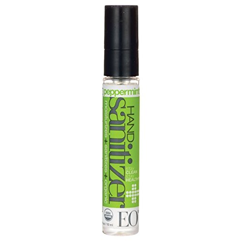 EO PRODUCTS Hand Sanitizer Spray Organic Peppermint 0.33 OZ