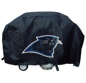 Carolina Panthers Grill Cover Economy - NFL Licensed by Sports Collectibles