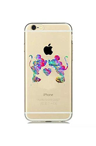 wholesale dealer 031d5 9faa2 iPhone 6S PLUS Case, ThePhoneCaseCo Clear Premium iPhone 6 +Case TPU ...