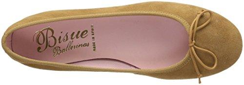 Bisué 6001, Ballerine Donna beige