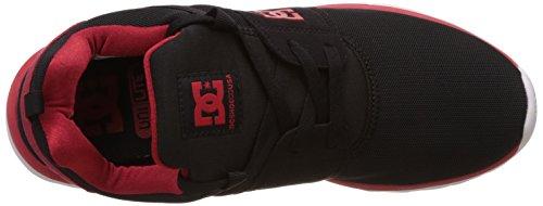 Uomo Heathrow Sneakers Nero M Shoes DC Blr UFx6Iq