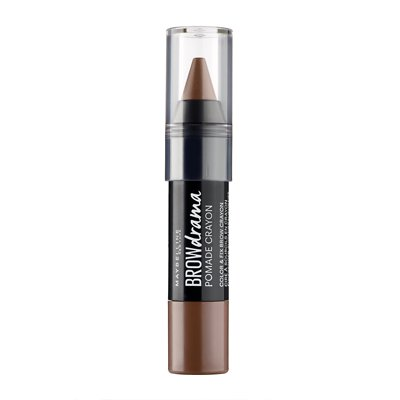 87cbc27769a Buy Maybelline New York Brow Drama Pomade Crayon Online at Low Prices in  India - Amazon.in