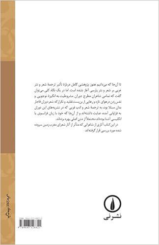 Sarcheshmehaye Mazamine Shere Emrouze Iran