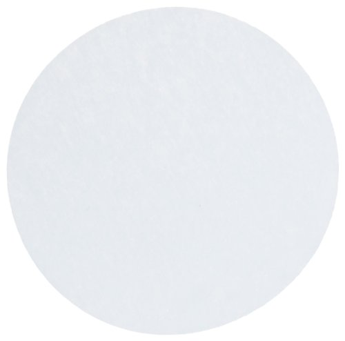 EMD Millipore MF-Millipore DAWP02500 Mixed Cellulose Ester Filter Membrane, Hydrophilic, 0.65µm Pore Size, 25mm Filter Diameter, White, Plain Surface (Pack of 100) by Millipore