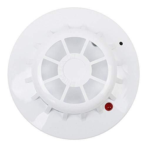 (GAMEWELL XP95-T FCI 55000-450 APO ADDRESSABLE Thermal Sensor FIRE Alarm)