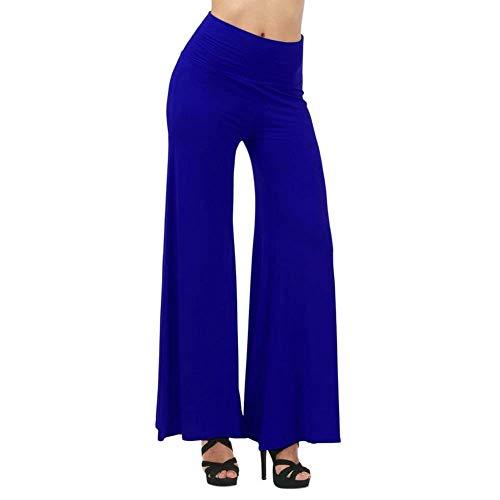 Colpo Pantaloni Donna High Waist Elasticit