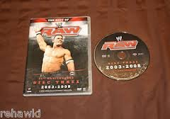 WWE: The Best of RAW 15th Anniversary Disc 3 2003-2008 (Wwe Best Of Raw Dvd)