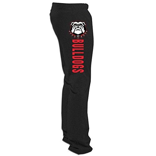 Georgia Bulldogs Cargo - Bode Men's Georgia Bulldogs College Pajama Pant