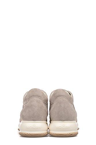 Hogan Sneakers Donna HXW00N05641CR09991 Camoscio Beige