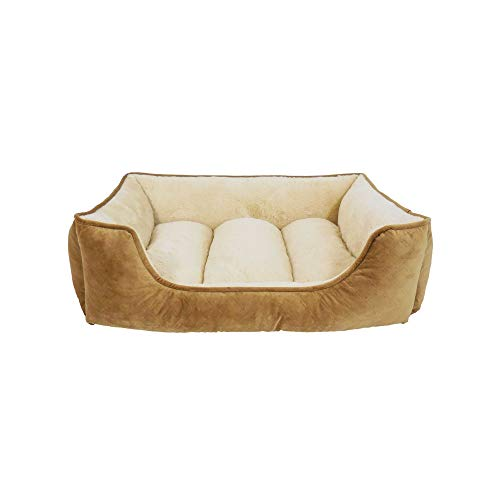 """An Item of Canine Creations Memory Foam Lounger Pet Bed, 33"""" x 25"""" - Pack of 1 - Bulk Disc"""