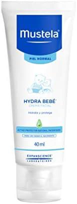 Mustela Crema Facial Hidratante para Piel Normal, 40 ml