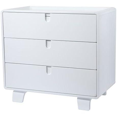 Bloom Retro Dresser Drawer With Frame White