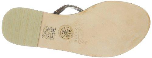 Unze Evening Slippers L18339W - Sandalias para mujer Marrón
