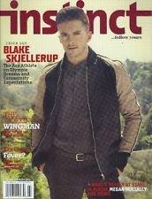 Instinct Magazine, February-March 2014 (Gay Interest)