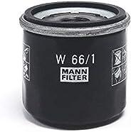 Original MANN-FILTER Filtro do Óleo W66/1