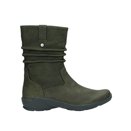 green Boots Wolky Forest Comfort Oiled Luna Nubuck 11732 A55rXwZx