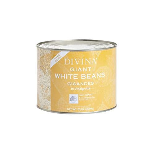 (Divina Giant White Beans Vinaigrette, 4.4lbs)