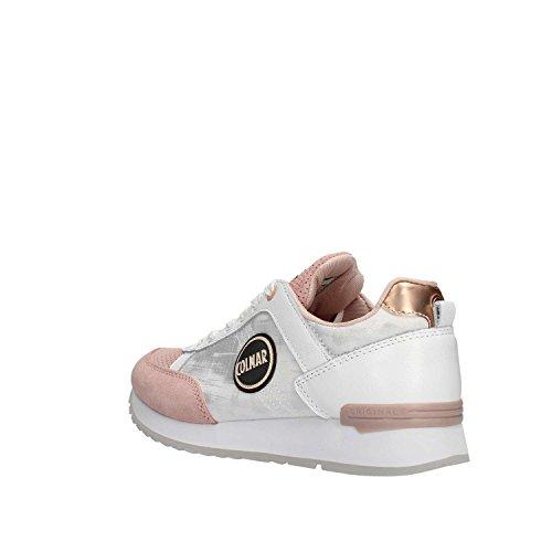 Mujer bianco rosa Sneaker Travis Prime Colmar pFw4qx