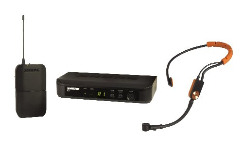 Shure BLX14/SM31 Headworn Wireless System with SM31FH Fitness Headset Microphone, J10 by Shure