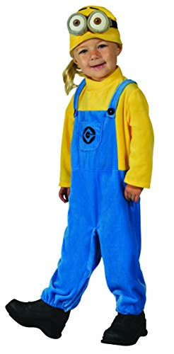 Rubie's Costume Despicable Me 3 Minion Dave Costume, X-Small -