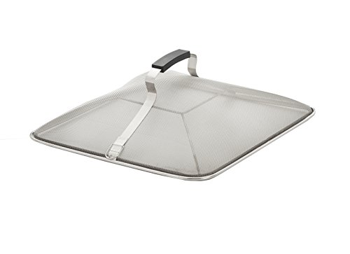 Excelsteel Stainless 4 Inch Square Splatter product image