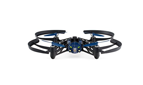 Price comparison product image Parrot Airborne Night MiniDrone - Maclane (Blue)