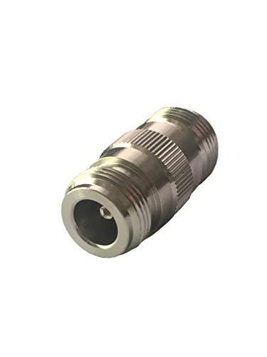 (Beyondoor N Type Female to N Type Female Copper Couplers,WiFi Adapter Coupler,RF Connector)
