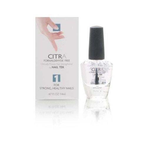 Nail Tek Citra 1 for strong healthy nails, 14ml 709967009100