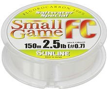 Sunline. Sw Special Small Game Fc Fluorocarbon Line 2.5lb 150m by Sunline
