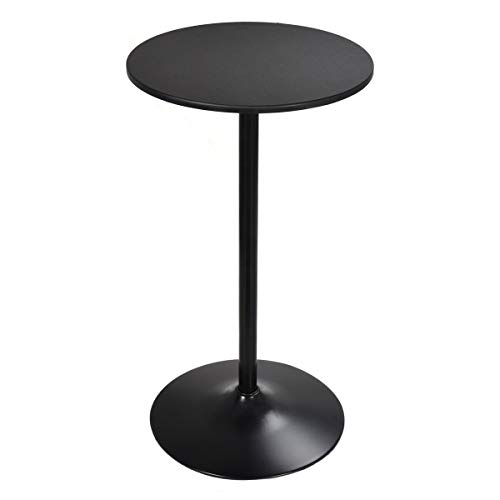 Dia Round Bar Table Bistro Pub Counter Home Outdoor Indoor Kitchen Furniture 24