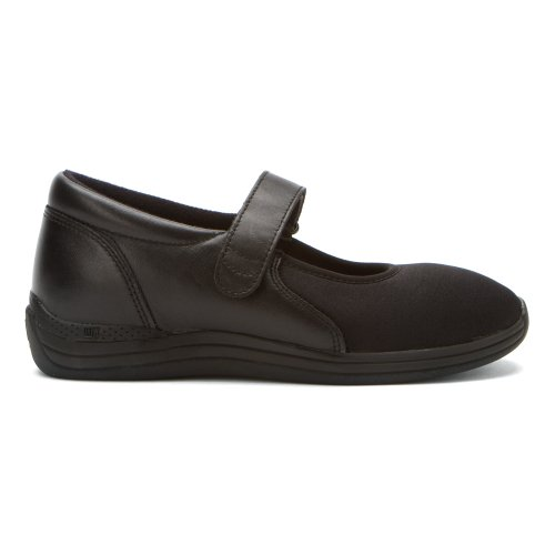 Dessiné Chaussure Femme Magnolia Mary Janes Noir / Noir