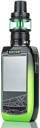 Vaporesso Polar 220W + Cascade Baby SE 2ML Kit Black Green Producto SIN NICOTINA *| - Green/Black, para 2 Baterías Externas