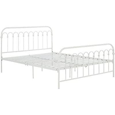 9 by Novogratz Bright Pop Full Metal Bed, Multiple Colors -  - bedroom-furniture, bed-frames, bedroom - 31AmcQ6i0JL. SS400  -