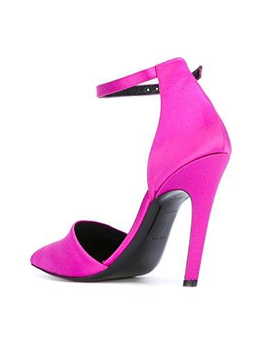 Femme Fuchsia Balenciaga Escarpins 468064W0WM06902 Cuir 4HqwxBxR