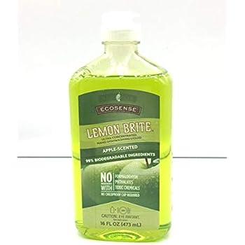 Amazon Com Melaleuca Ecosense Lemon Brite Dishwashing