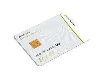 CHIPDRIVE 905462 Tarjeta Inteligente - Smart Card Verde ...