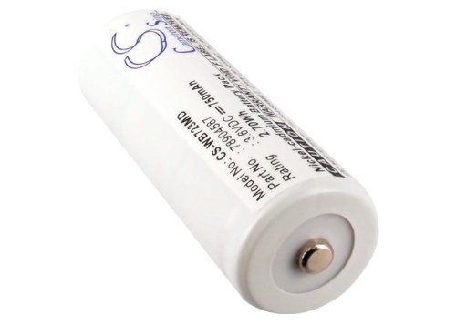 VINTRONS Ni-CD BATTERY Pack Fits Welch-Allyn 78904587, 71000A, 71020A, 71055C, 72300, 71020C, (Welch Nickel Battery)
